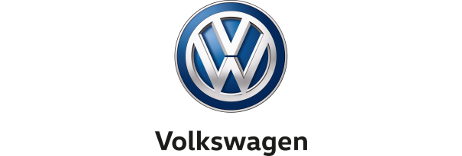 VW Logo white